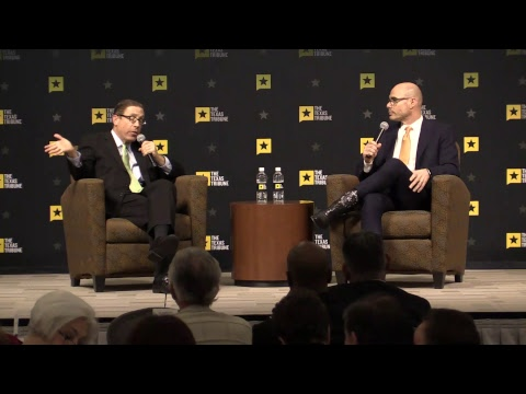 Texas Tribune interviews Texas House Speaker Dennis Bonnen