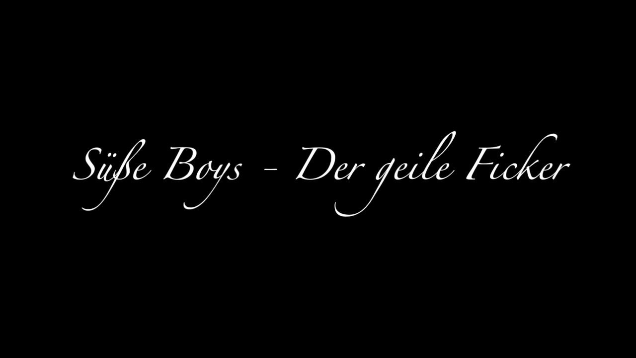 Boys geile junge Welcome to