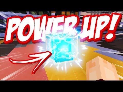 WAT DOET DEZE POWER UP?