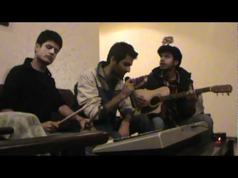 bikhra hoon main (jal) & ji liya (akash) : medley by Firaaq - The Band
