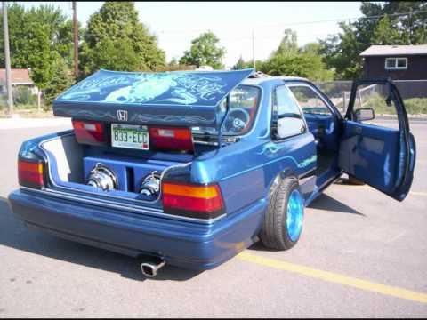 Honda Lowrider