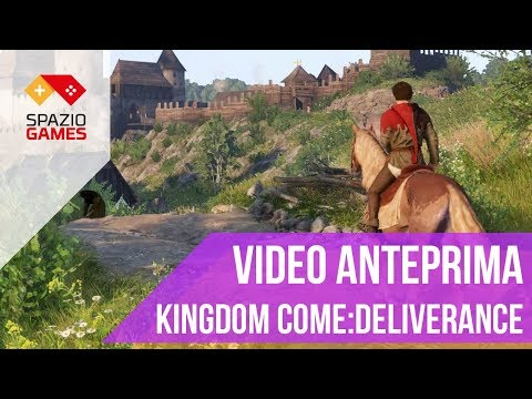 Kingdom Come: Deliverance, l'anteprima di Spaziogames.it