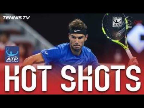 Hot Shot: Nadal A Defensive Demon In Beijing 2017 Final
