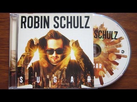 Robin Schulz - Sugar / unboxing cd /