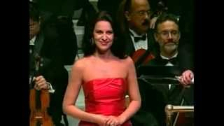 Angela Gheorghiu - My Fair Lady: I could have danced all night - Puerto Rico 2005