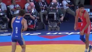 Toghrul Asgarov (AZE) Vs Besik Kudukhov (RUS) Finale 60kg