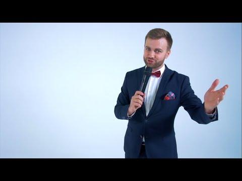 Ведущий в Москве. Промо-визитка, Кирилл Харитонов.