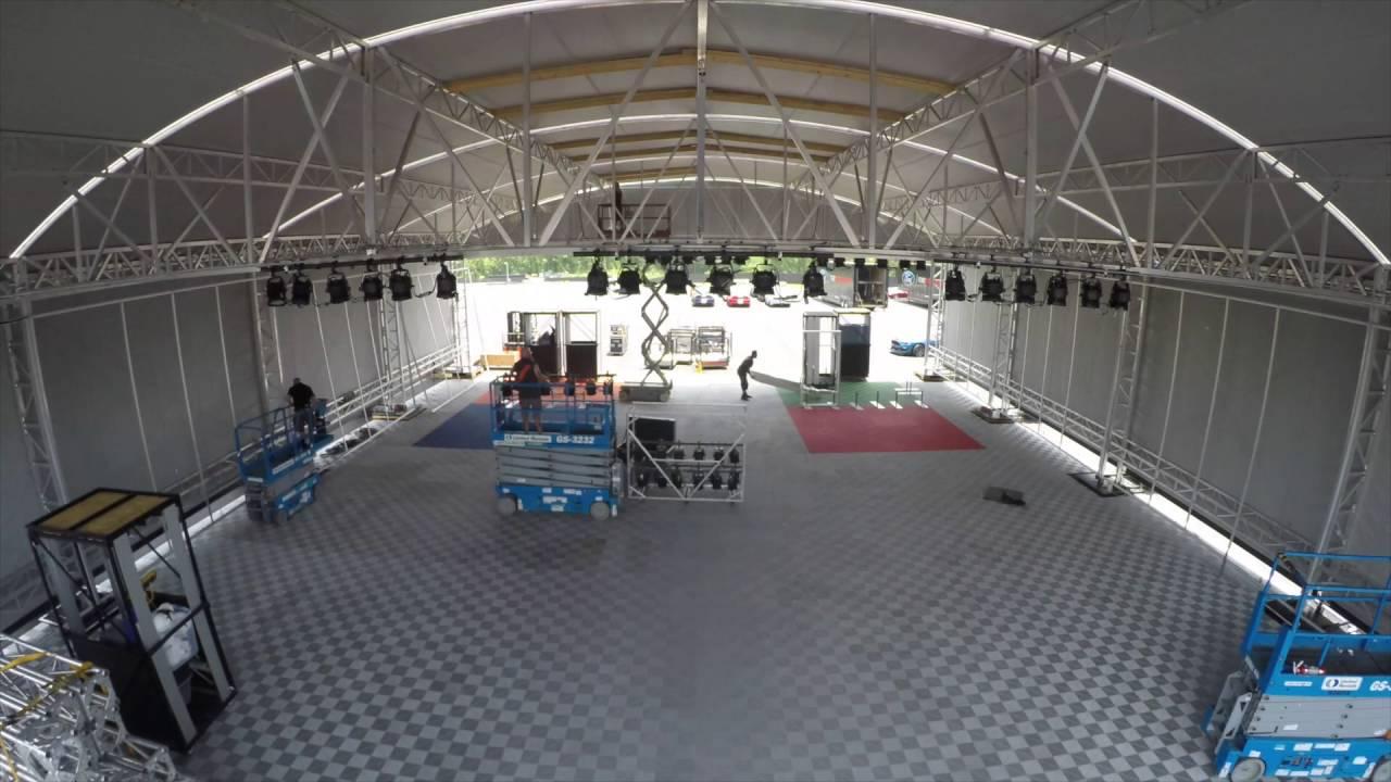 Gt350 Track Tour Build Atlanta Motorsports Park Ga
