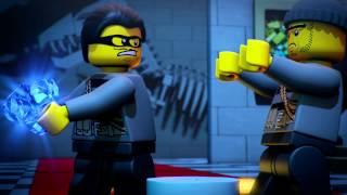 Мультфильм LEGO City ʺКража в музее!ʺ