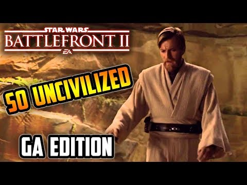 5 Types of Players EVERYONE HATES (GA Edition) Part 1 - Star Wars Battlefront 2 thumbnail