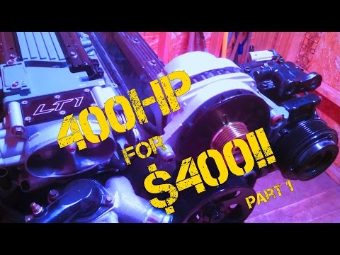 400HP LT1 For $400 - Part 1 [Midnight Special]