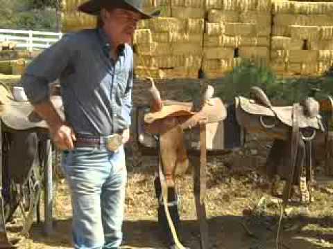 use of different saddles ,David Lee Archer