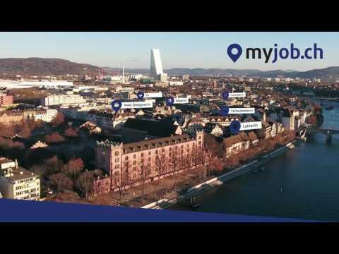 myjob.ch - Spot Basel