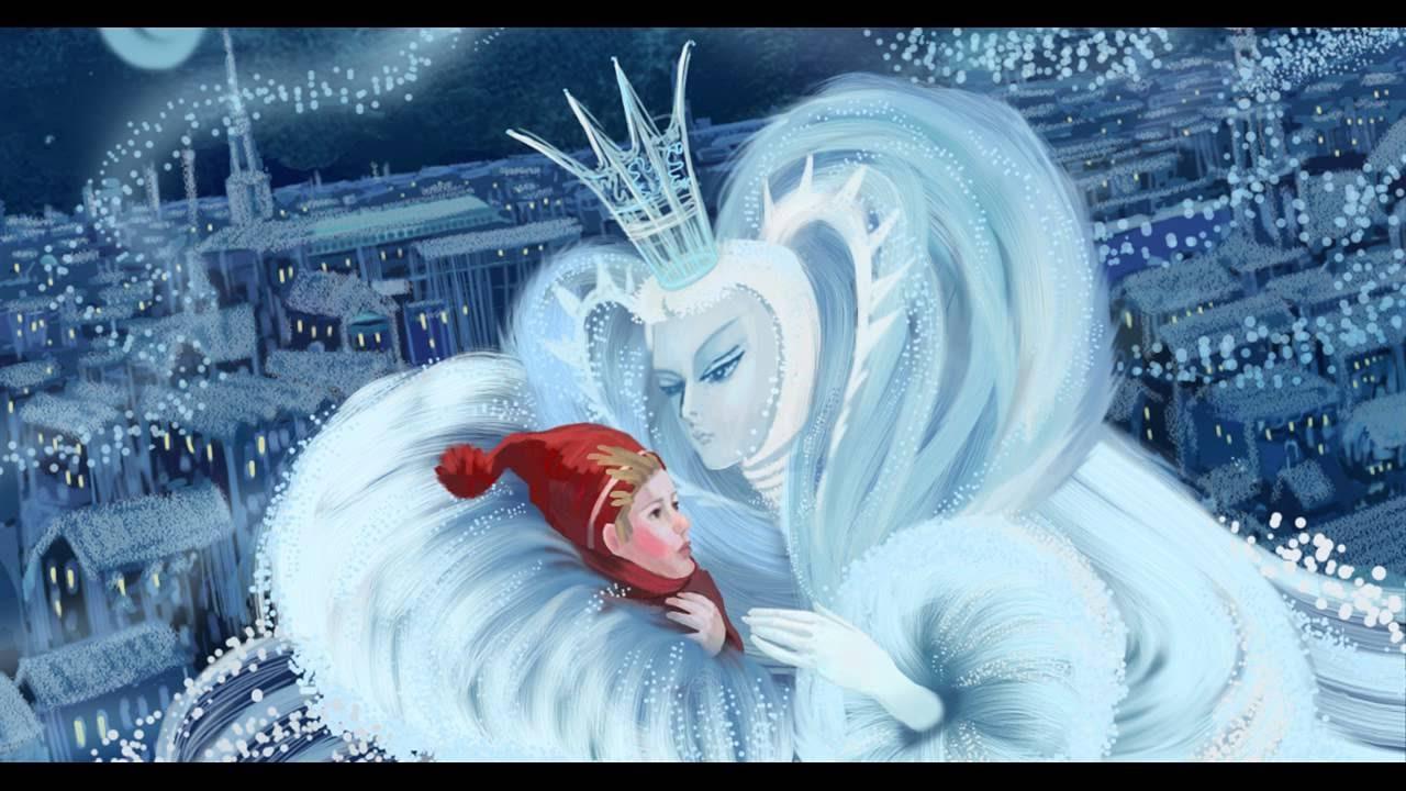 Раскраски из мультфильма снежная королева. Скачать и распечатать.