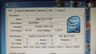 EASY I7 920 Overclocking @4.0GHz stable