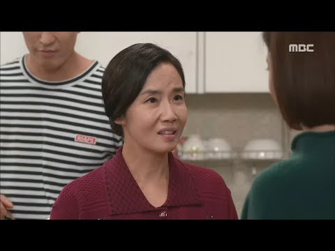 [All Kinds of Daughters-in-law] 별별 며느리 92회 - Tell his family about Eunjeong's pregnancy 20171031