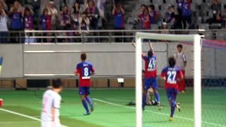 2012年6月23日(土) 18:00Kickoff J1 第15節 FC東京 2 - 0 セレッソ...