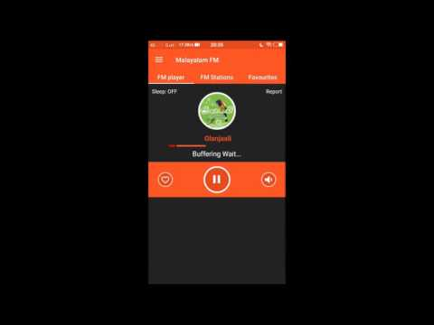 Malayalam Fm Radio Android App  Kerala Fm Radios