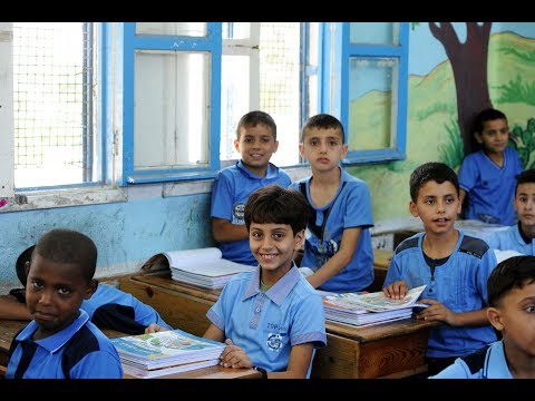 Forgotten Palestine School Children | Palestine Building Schools | Orphans | Muslim Global Relief