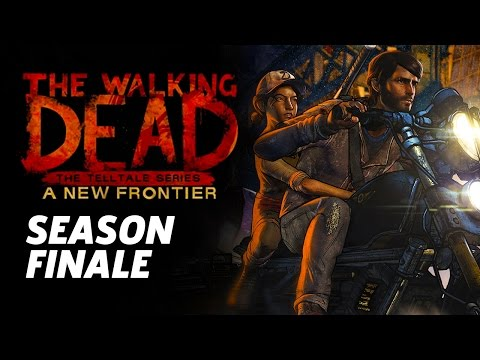 The Walking Dead: A New Frontier - Your Choices Trailer