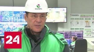 Радий Хабиров посетил предприятия компании