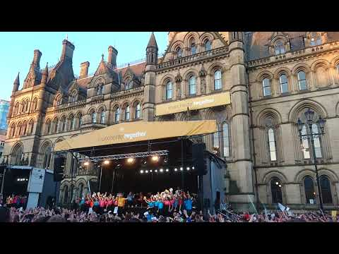 Manchester Together May 2018 Elbow One Day Like This