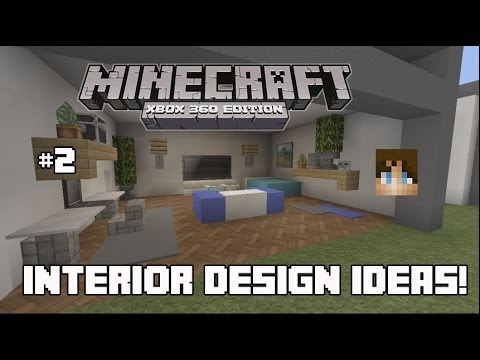 minecraft xbox 360 interior design ideas 2 tu14