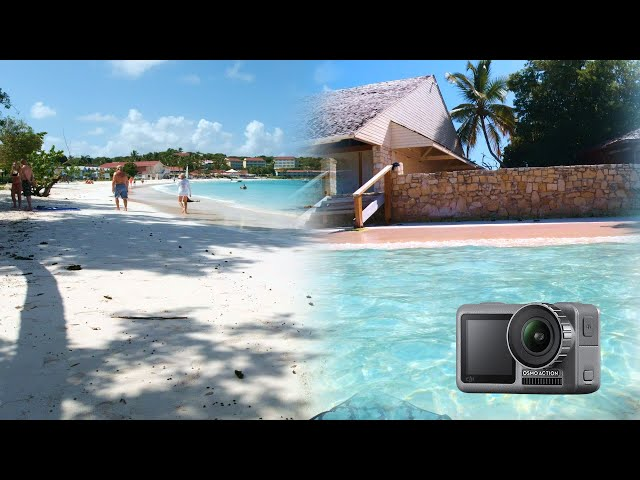 DJI OSMO ACTION WATER PROF??? REALLY??? (DAT VIVA GUY) REVIEW