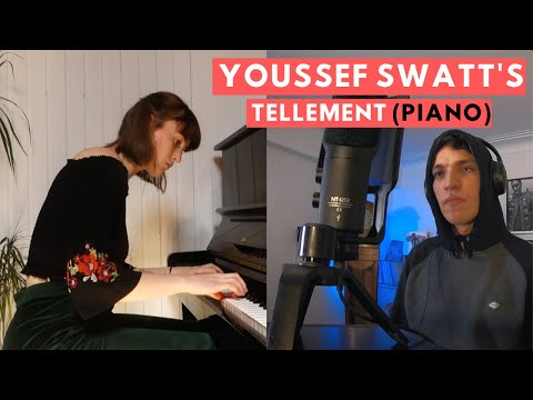 Youtube: Youssef Swatt's – Tellement (piano voix avec Mazarine)