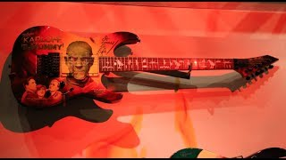 IT'S ALIVE AT THE ROM: Horror Art from  Metallica's Kirk Hammett Collection
