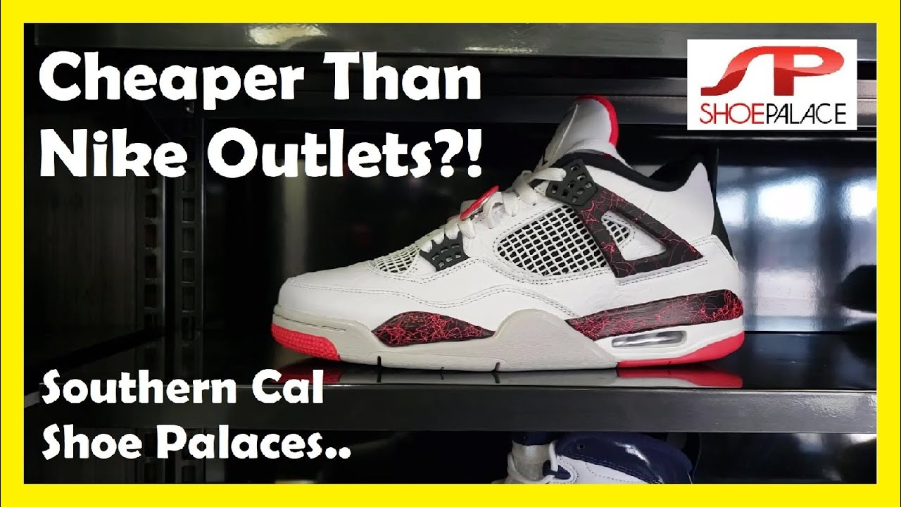 Outlet Prices At Shoe Palace. Nike