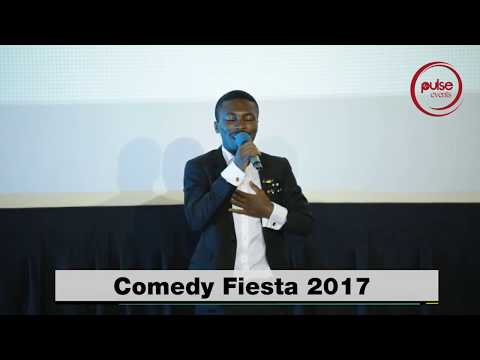 Clemento Suarez Thrills Fans At Comedy Fiesta 2017 | Pulse Events