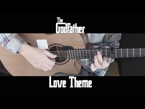 The Godfather (Love Theme) - Fingerstyle Guitar