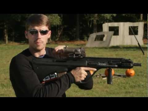 AUG A3-CQC ASSAULT RIFLE!!!