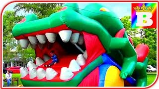 Dragon Outdoor Playground Fun Family Play Place for Kids.   Play Center Outdoor  Bogdan`s Show