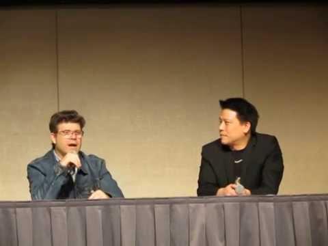 Sean Astin Q&A at Goonies screening. Portland, OR 9/19/14