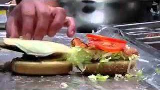 California Chicken Sandwich Music Video