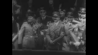История России. Вторая мировая война - День за Днём 92 серия Лидеры: Муссолини