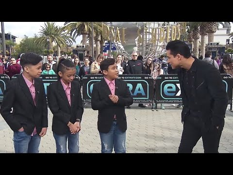TNT Boys On ExtraTV (Full Interview)