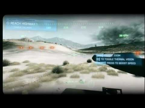 Battlefield 3 Campaign Playthrough Part 12 with Live Commentary