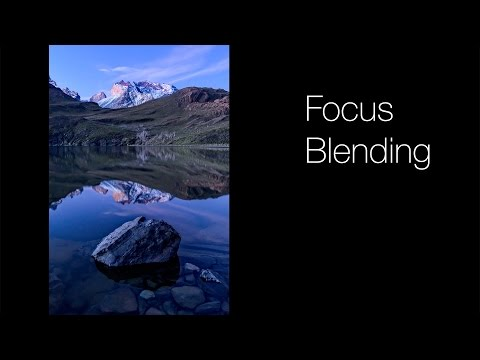 Focus Blending: Field Capture and Composite Post Processing