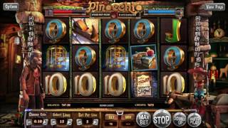 Free Pinocchio Slot by BetSoft Video Preview | HEX
