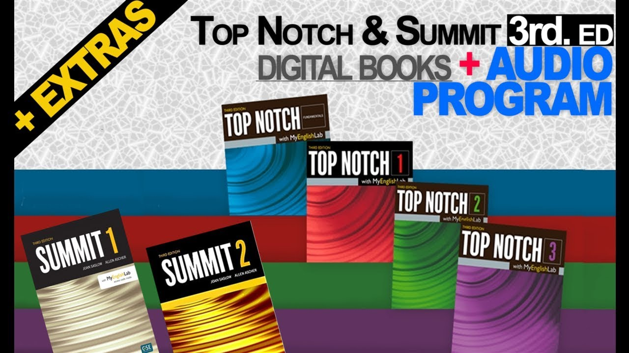 Top notch and summit 3rd ed digital books audio program extra top notch and summit 3rd ed digital books audio program extra 2018 fandeluxe Images