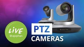 PTZ Cameras Explained