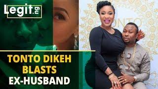 Должна ли Тонто Дике Проклясть Своего Бывшего Мужа Онлайн? Нигерийцы Реагируют | Легит | Новости Политики Смотреть в Онлайн