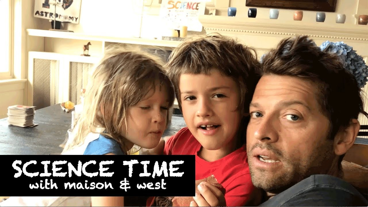 Science Time with Maison & West