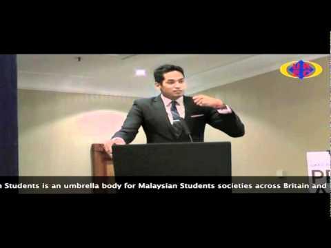 Khairy Jamaluddin Vs Rafizi Ramli UKEC Debate: Vision 2020 [FULL]