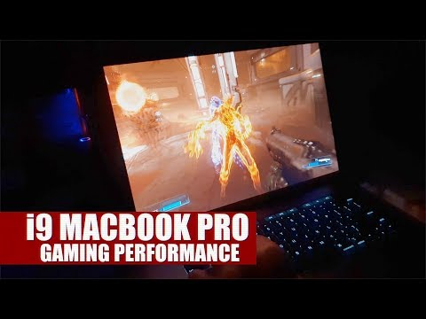 I9 MacBook Pro (2018) Gaming.. Welcome To Windows Hell 😈