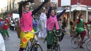El caballero de los espejos - Desfile infantil