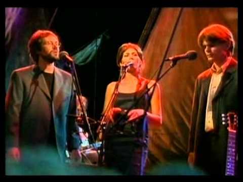 Kari, Ola og Lars Bremnes - Sang til byen (Live in TV studio, 2000)